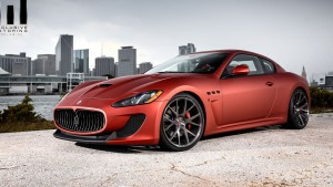 Maserati Granturismo cool wallpaper HD 1080p