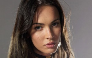 Megan Fox wallpaper 1080p High Definition face