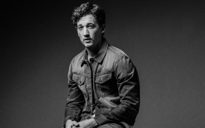 Miles Teller bw picture High Resolution