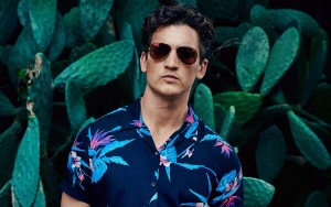 Miles Teller cool new wallpaper