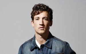 Miles Teller face Desktop Wallpaper Widescreen