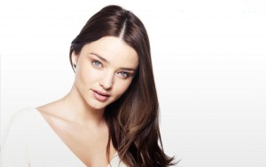 Miranda Kerr face HD pic for PC