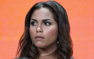 Monica Raymund red High Quality wallpapers