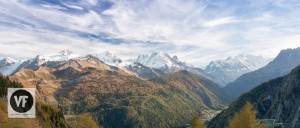 Cool Mont Blanc mountain massif HD pic for PC
