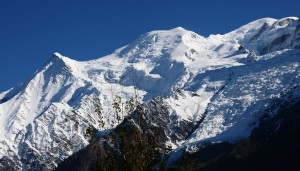 Awesome Mont Blanc mountain snow pictures