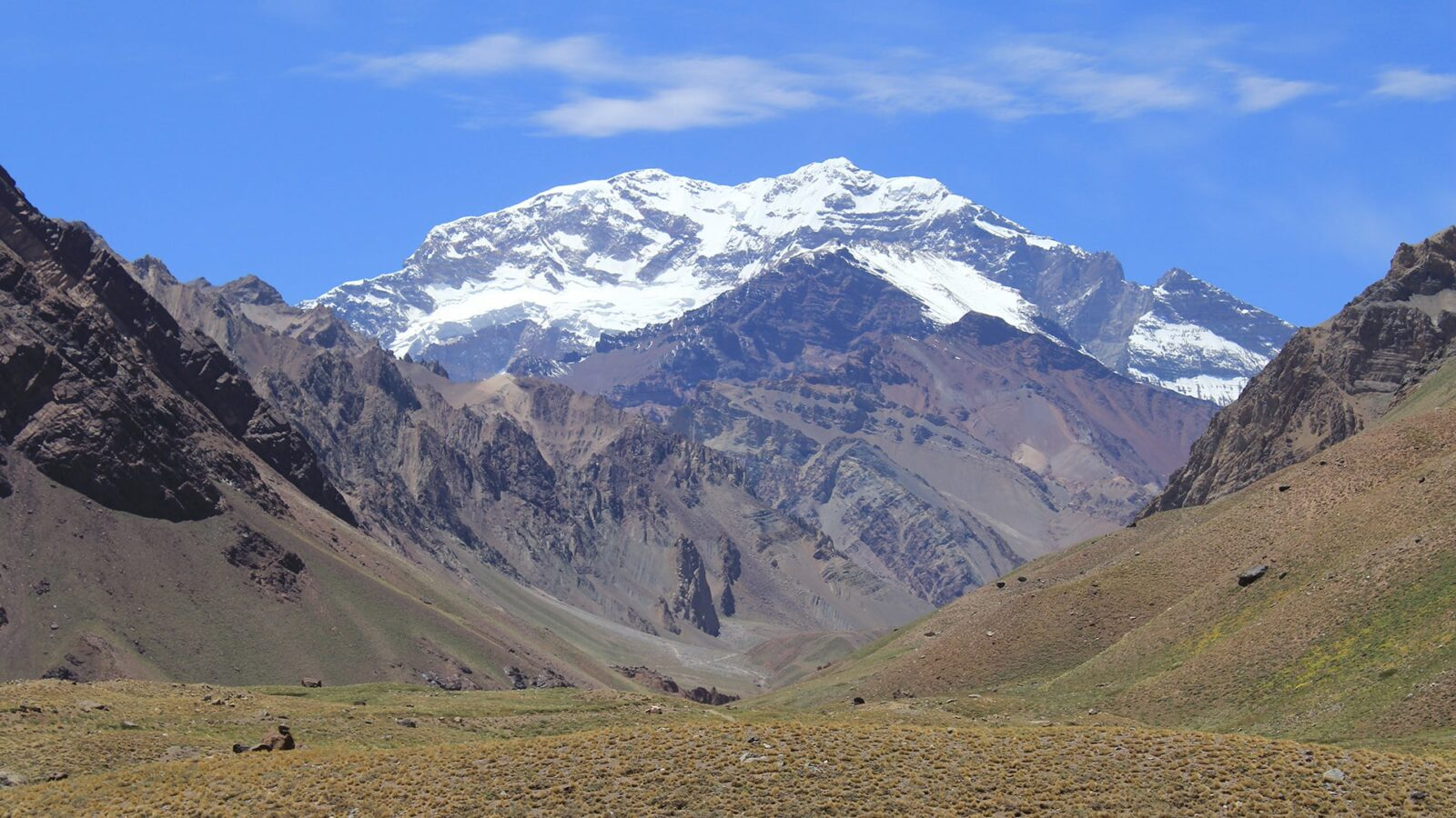 Mount Aconcagua HD backgrounds