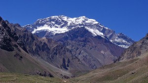 Mount Aconcagua Argentina travel 4k wallpaper download
