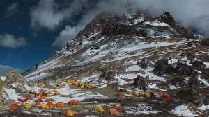 Mount Aconcagua camping tour climb High Resolution wallpaper