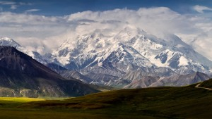 Mount McKinley Alaska HD backgrounds