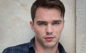 Nicholas Hoult face picture High Resolution