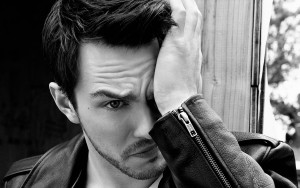 Nicholas Hoult serious Desktop Wallpaper Widescreen