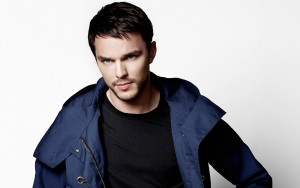 Nicholas Hoult white background picture 2016