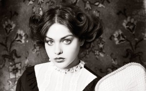 Odeya Rush HD bw pretty face images download