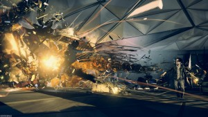 Quantum Break full HD image