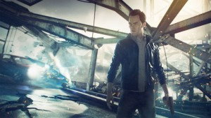 Quantum Break character 1920x1080 wallpaper