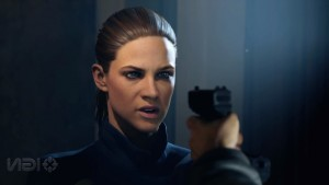 Cool Quantum Break girl HD pic for PC