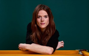 cute Rose Leslie picture HD