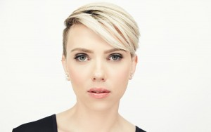Scarlett Johansson Desktop wallpaper short hair