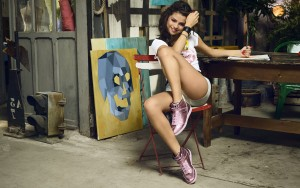 Selena Gomez Desktop Wallpaper Widescreen