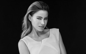 Sofia Vergara picture HD black and white