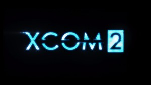 Wallpaper of XCOM 2 black logo for Laptop
