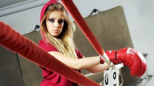 Best Xenia Tchoumitcheva red wallpapers sport backgrounds