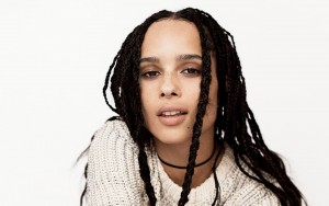 Zoe Kravitz Desktop Wallpaper Widescreen