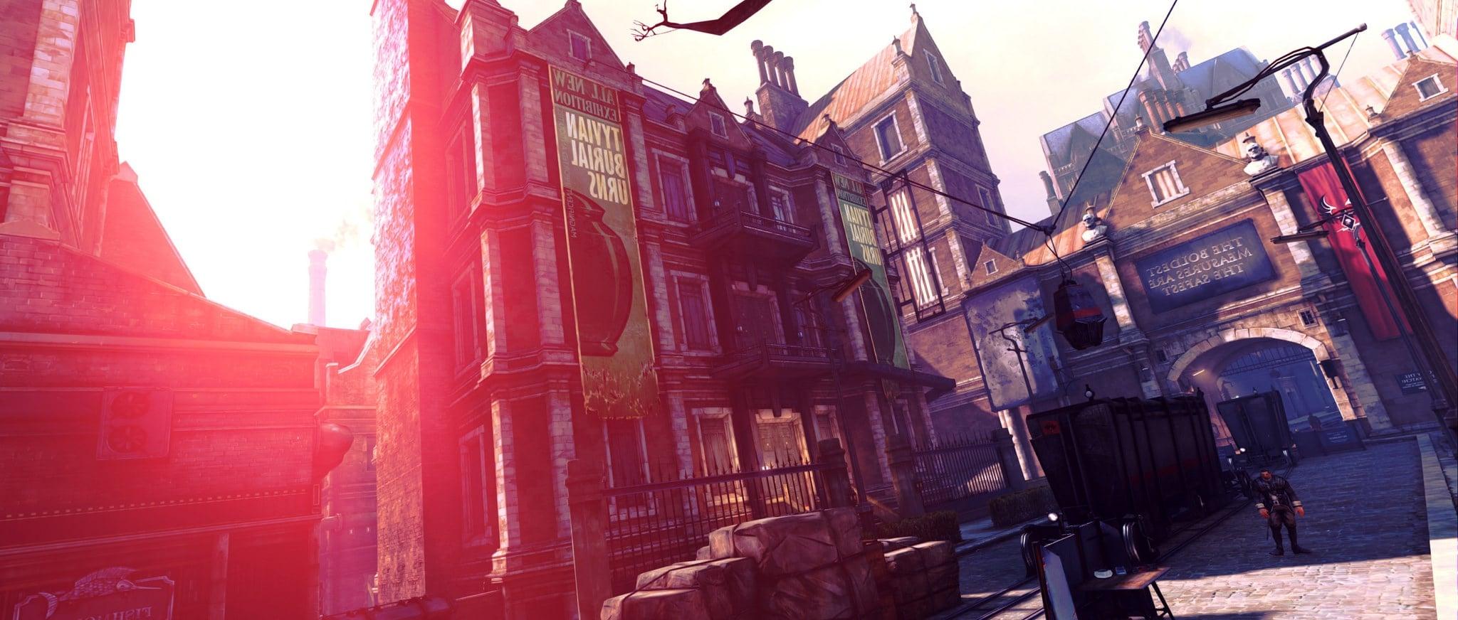 Awesome Dishonored 2 city pictures