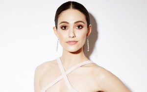wallpaper of beautiful Emmy Rossum