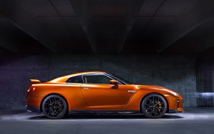best 2017 Nissan GT-R 1080p wallpapers
