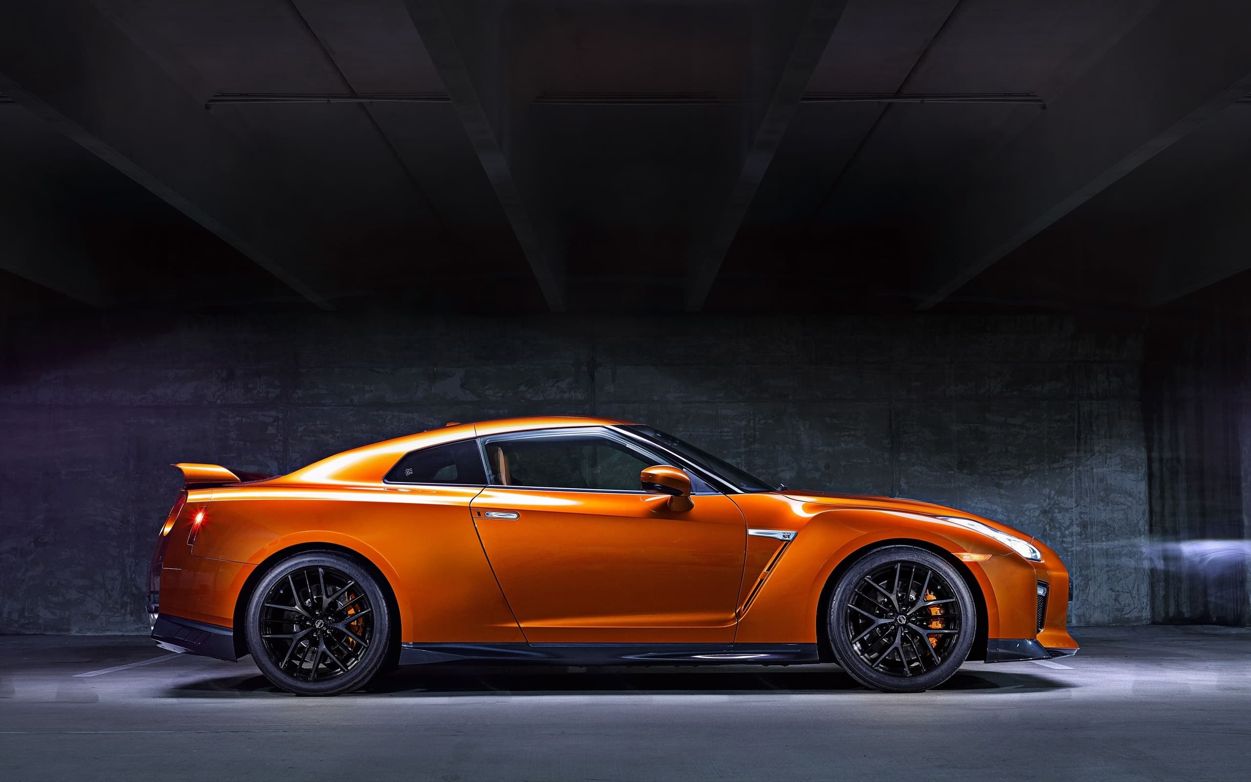 2017 Nissan Gt R Wallpapers High Quality Resolution Download