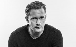 bw Alexander Skarsgard HD photo download