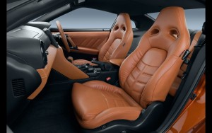 car seats 2017 Nissan GT-R HD photo
