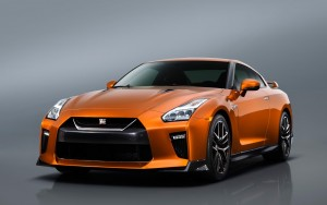 cool 2017 Nissan GT-R wallpaper High Quality