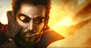 cool Deus Ex Mankind Divided wallpapers
