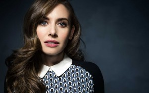 cute Alison Brie wallpaper