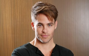 cute Chris Pine High Resolution wallpaper