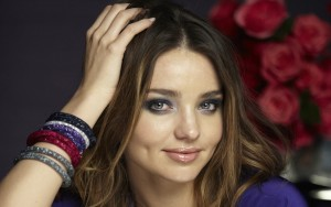 cute Miranda Kerr HD backgrounds, images