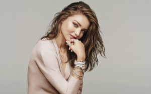 cute Miranda Kerr High Resolution wallpaper