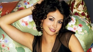 cute Morena Baccarin High Resolution wallpaper