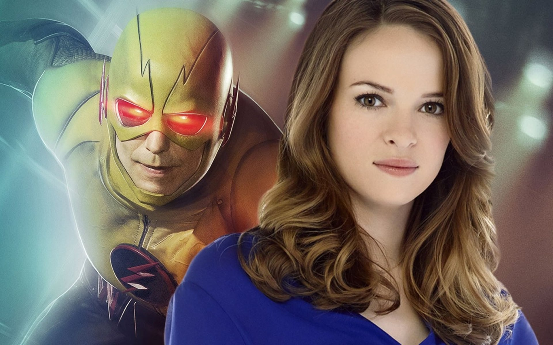 Danielle Panabaker The Flash Desktop HD
