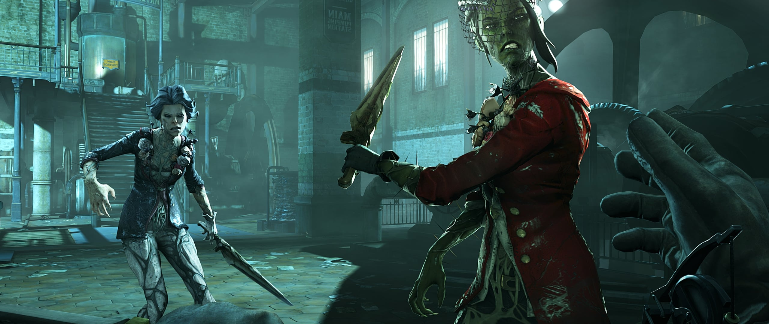 Dishonored 2 HD wallpapers