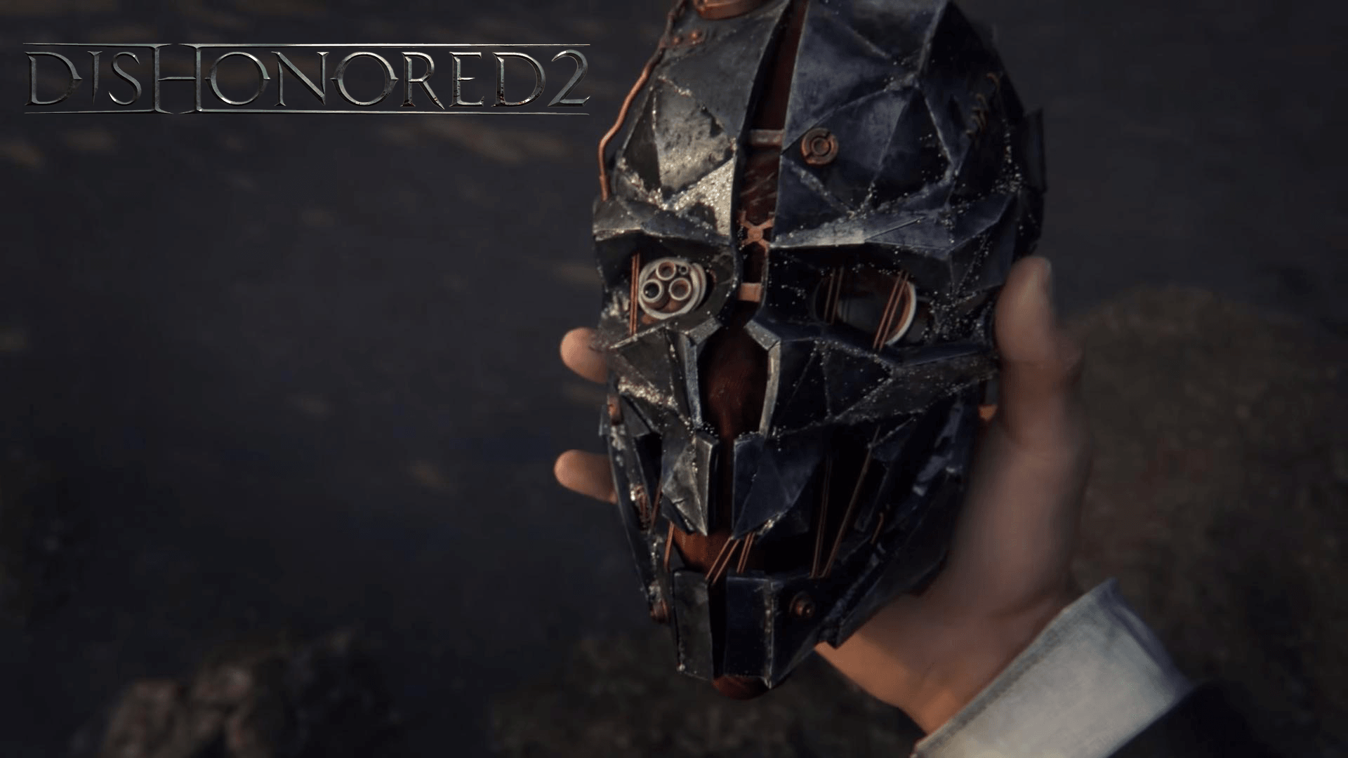 Dishonored 2 mask themes for PC