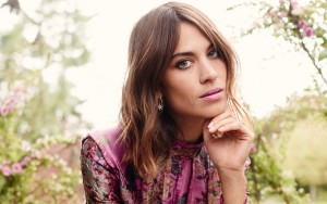 eyes Alexa Chung Pictures