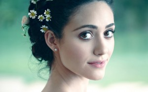 Picture eyes Emmy Rossum