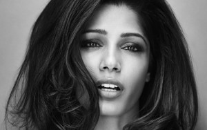 eyes Freida Pinto wallpapers