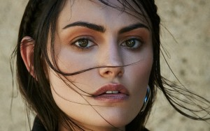 eyes Phoebe Tonkin HD wallpaper