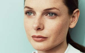 Rebecca Ferguson for Desktop eyes