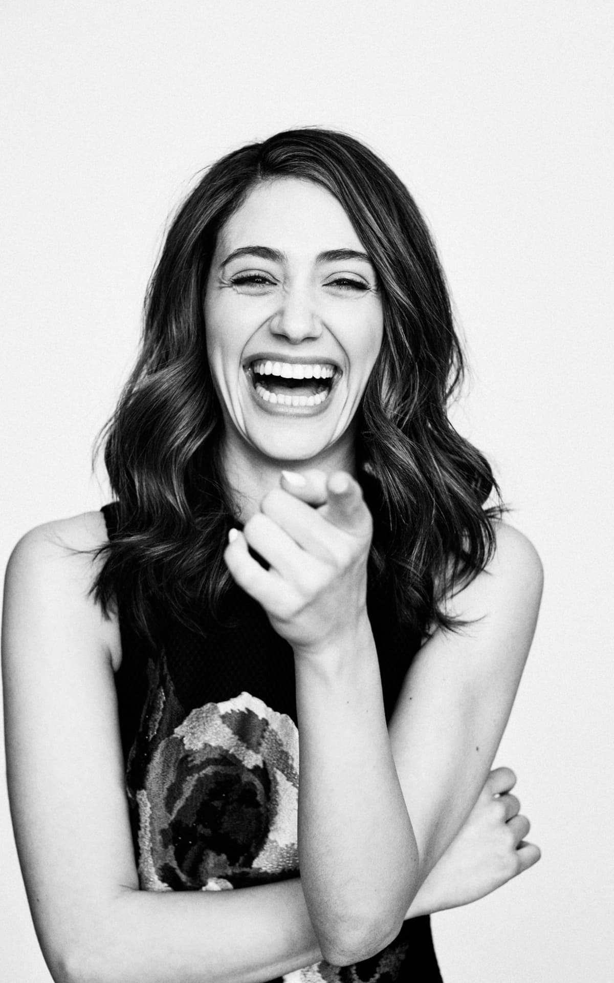 face Emmy Rossum for iPhone
