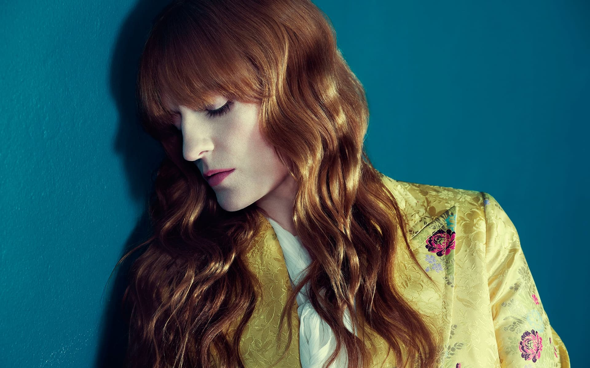 Florence Welch for Desktop wallpaper HD